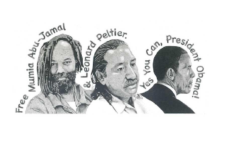 Obama'ya çağrı: Peltier ile Abu Jamal'ı serbest bırak