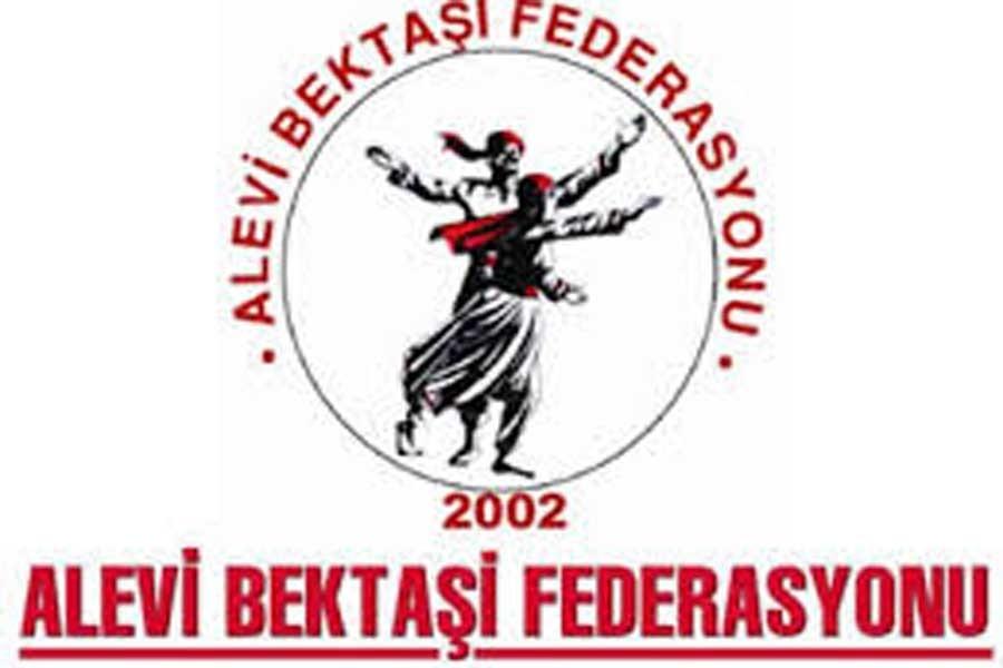 Alevi ve Bektaşi Federasyonu: Asla baş eğmeyeceğiz