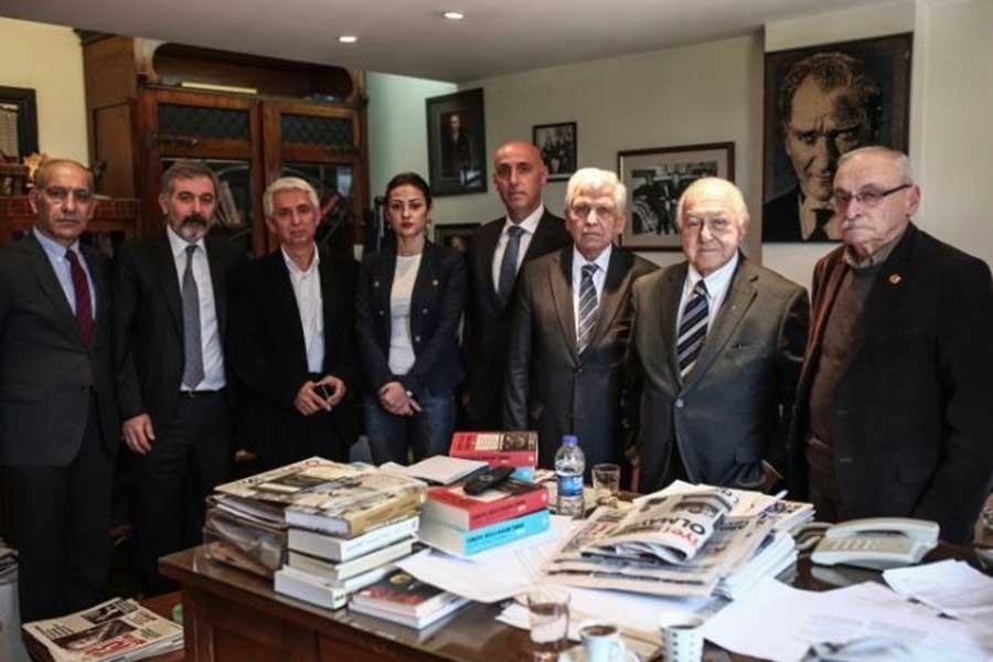 Türk Ceza Hukuku Derneği: Operasyonların meşru bir yanı yok