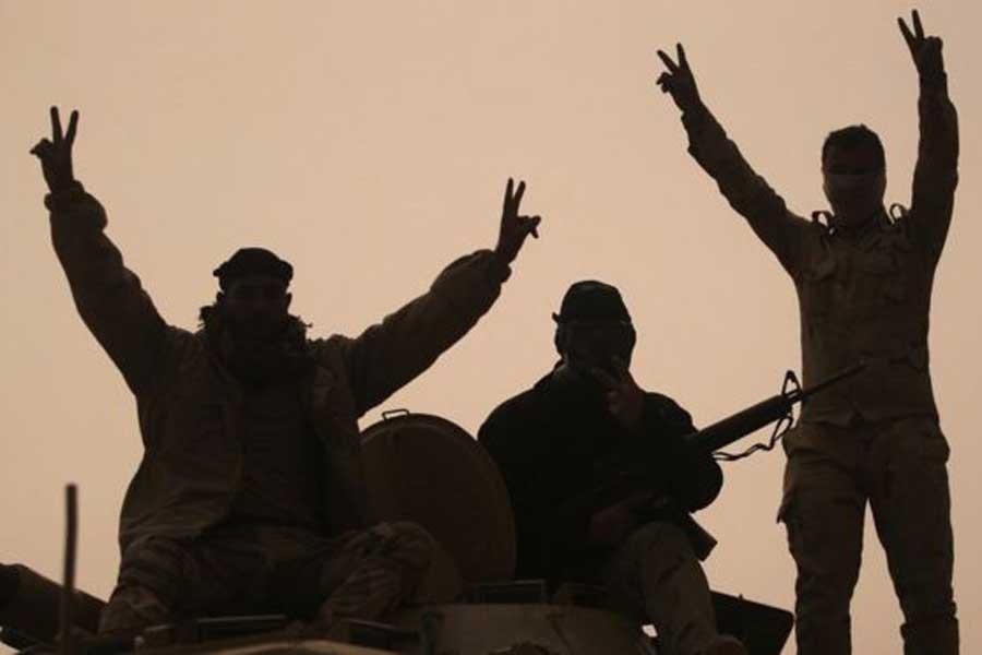 Irak Ordusu Musul'un doğusuna girdi