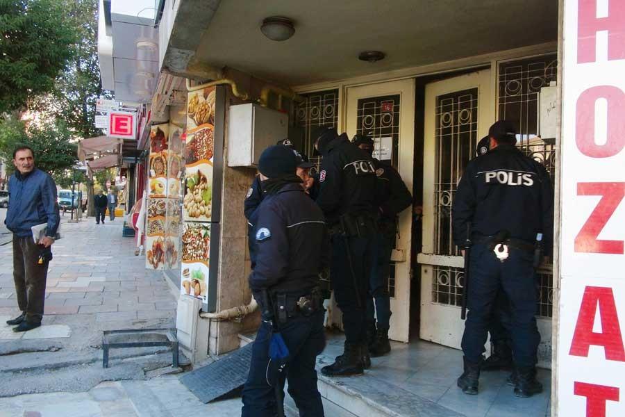 Elazığ'da DBP ve HDP'li 10 kişi gözaltına alındı