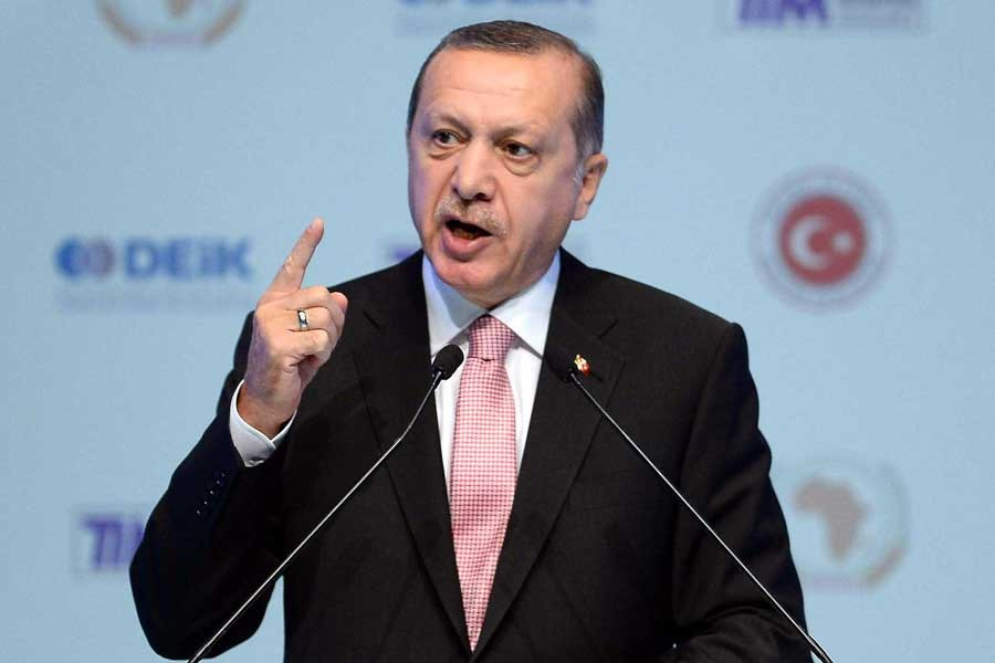 Erdoğan'dan 'AB referandumu' sinyali