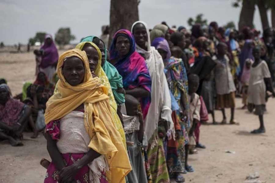 Boko Haram'dan kaçan kadınlara devlet tecavüzü!