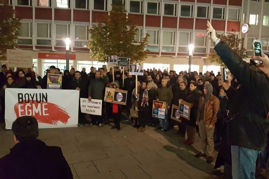 Avrupa'ya 'Erdoğan'a desteğini çek' çağrısı