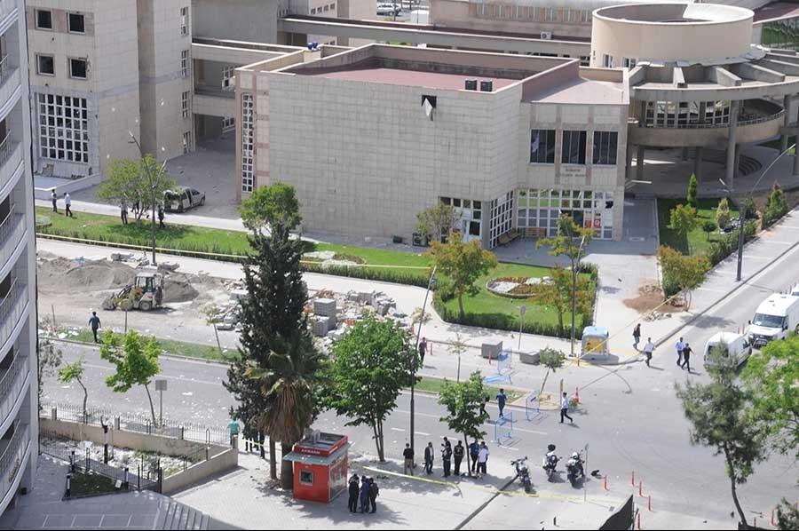 Bağdadi hedef gösterdi, Antep'te önlemler artırıldı
