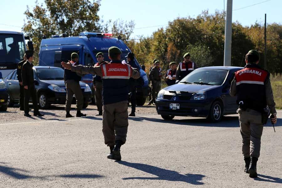 Kocaeli Cezaevinde yapılacak HDP açıklamasına polis engeli