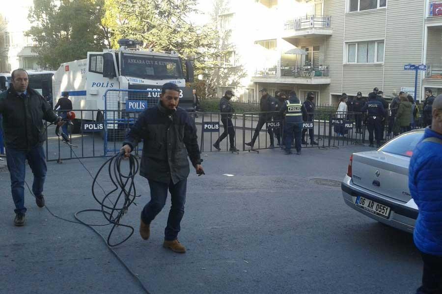 HDP: Ankara Valiliği açıkça suç işliyor
