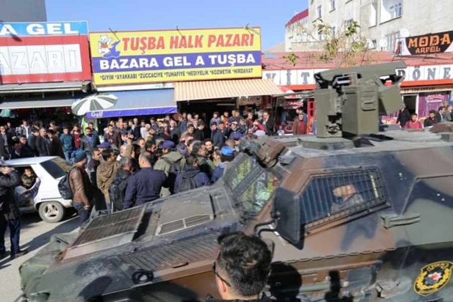 Botan: Meclise ikinci bir bomba atılmış oldu