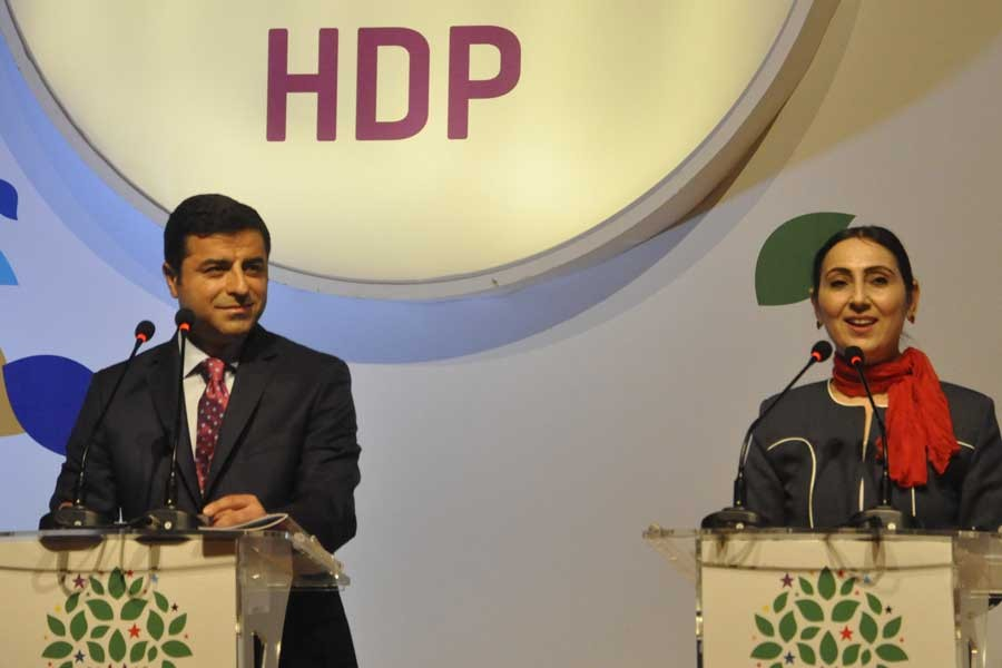 Tutuklu HDP milletvekillerinin mesajları