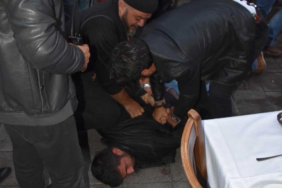 ÇHD: Kantar Karakolunda tutulan 7 kişiye işkence yapılıyor