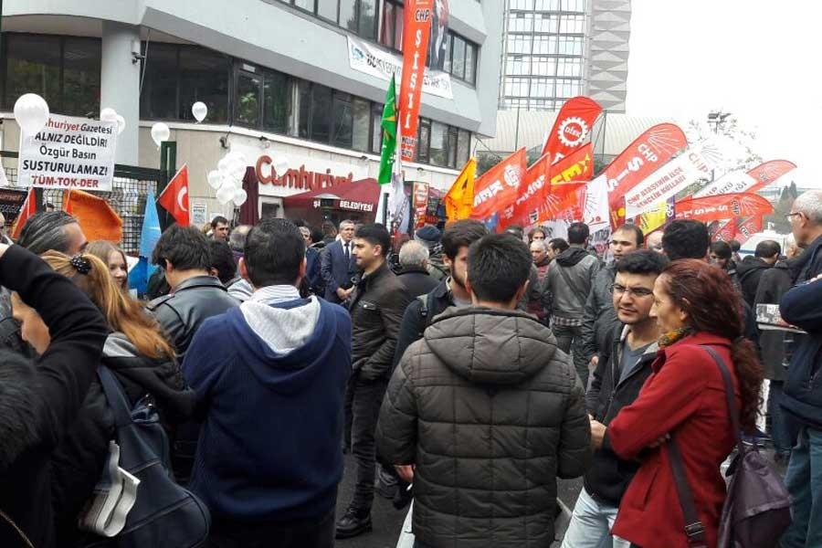 Cumhuriyet'te tutukluluk kararına itiraz