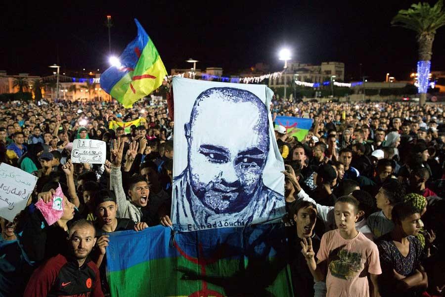 Fas'taki protestolar neoliberalizme karşı