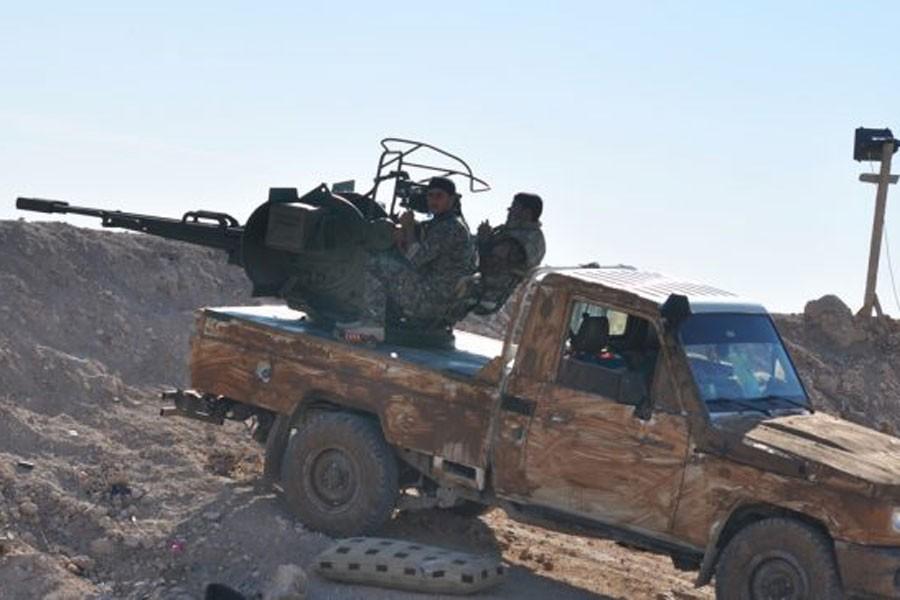 Rakka operasyonunda bir köy ve 5 mezra IŞİD'den alındı
