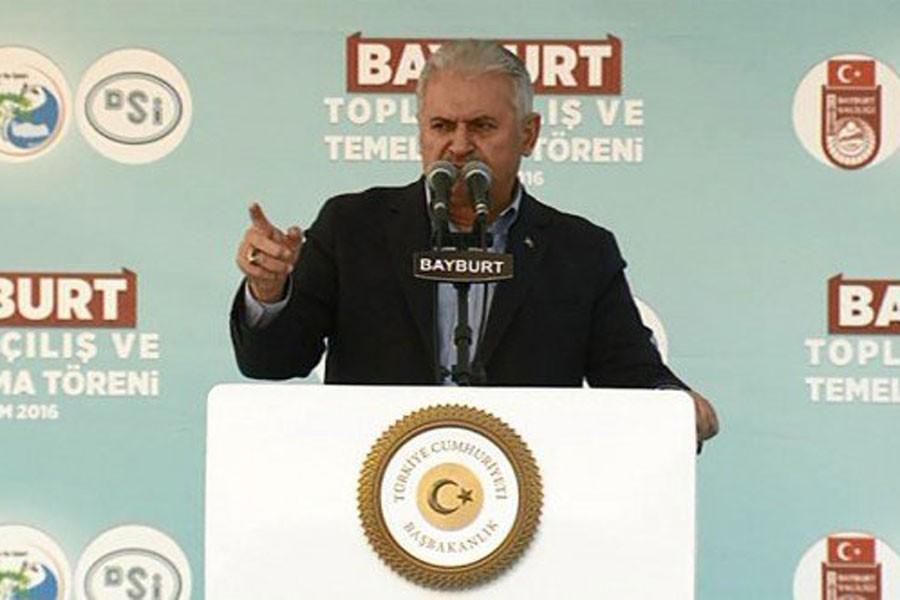 Yıldırım'dan HDP'ye: Gelin Meclis'te her şeyi söyleyin