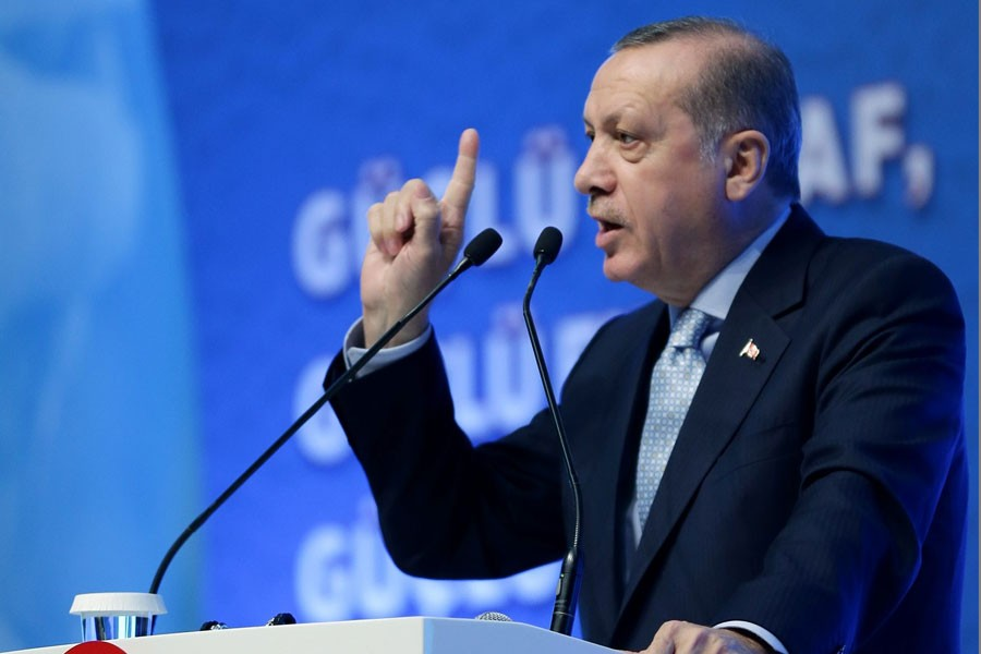 Erdoğan 'faiz' dedi; dolar rekor kırdı