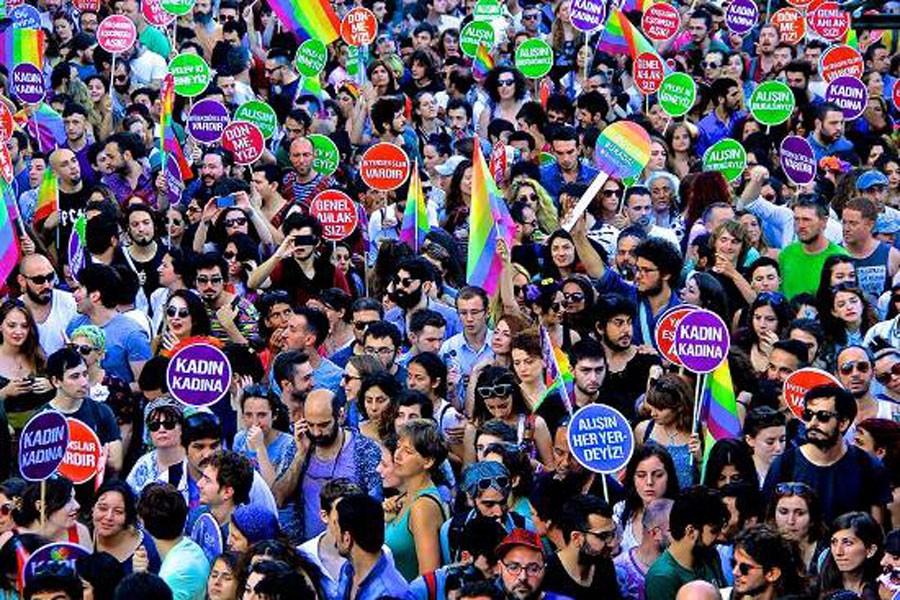 'Toplumsal barış, eşitlik, özgürlük, adalet tek seçeneğimiZ'