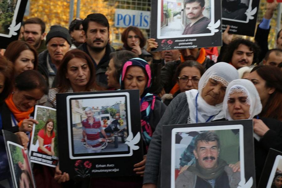 Amroussia: Duruşma gerileyen Türkiye'nin aynası gibi
