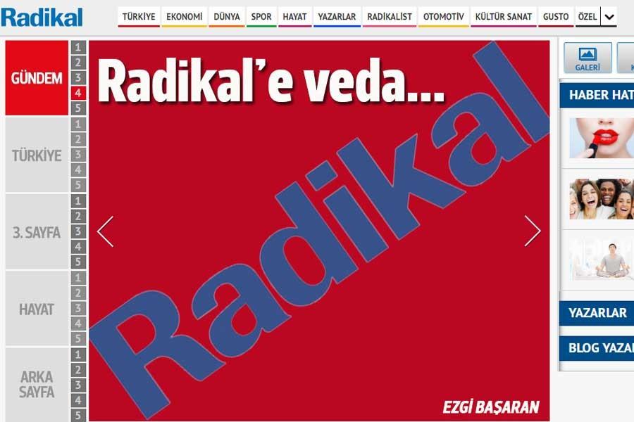 Radikal'in dijital arşivi yeniden kullanıma açıldı