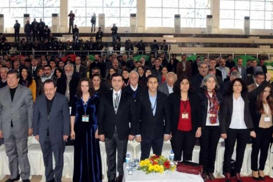DTK Eş Başkanı Güven: DTK, barış ve çözümün adresidir