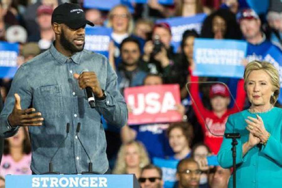 ABD spor çevrelerinde 'Trump' yansımaları