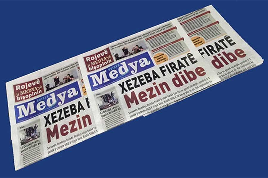 Rojeva Medya yayın hayatına başladı