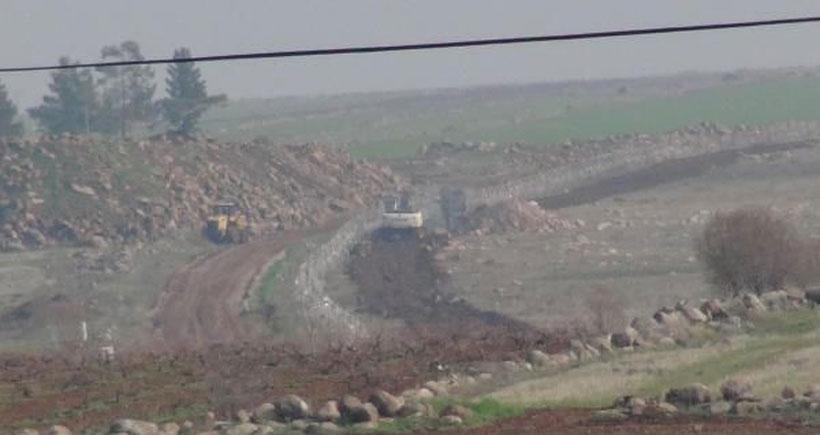IŞİD Türkiye sınırındaki tesise yerleşti