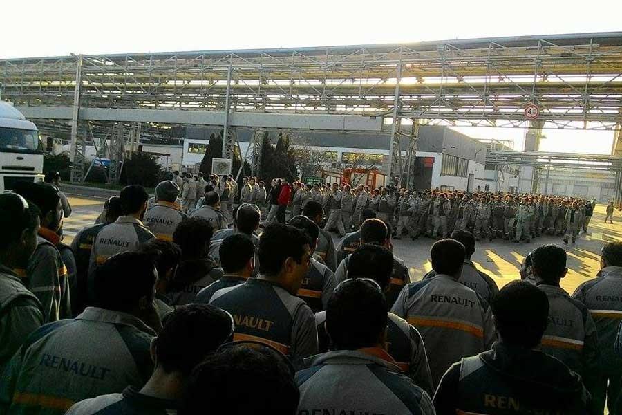 Renault işçileri sözleşme dönemine baskı altında giriyor