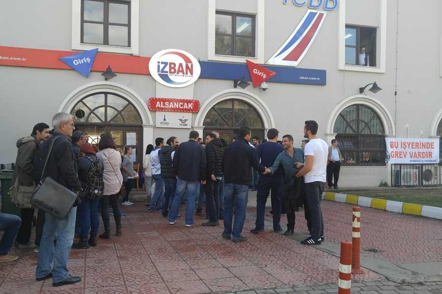 Büyükşehir ve TCDD, İzmirlileri mağdur etmeye devam ediyor
