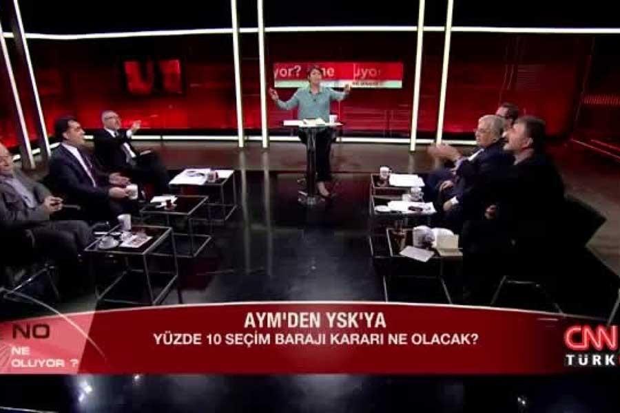 Bu da CNN Türk'ün utancı!