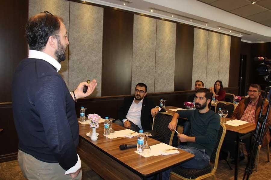 TGS Bursa'da işçi sağlığı ve güvenliği eğitimi düzenledi