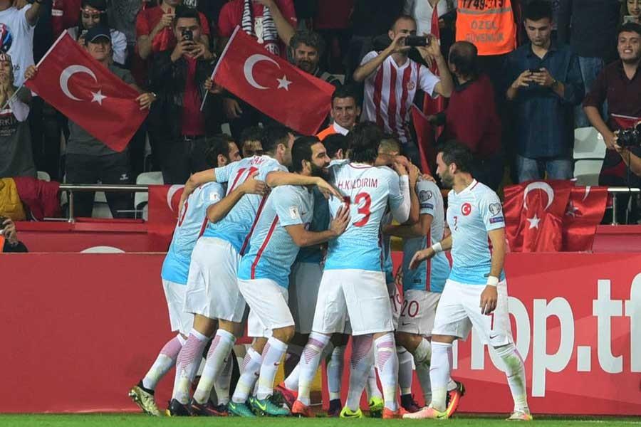 Türkiye, Kosova'yı 2-0 yendi
