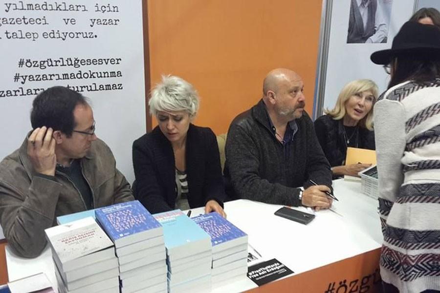 'Yazarı tutuklamak, okurunu da tutuklamak demektir'
