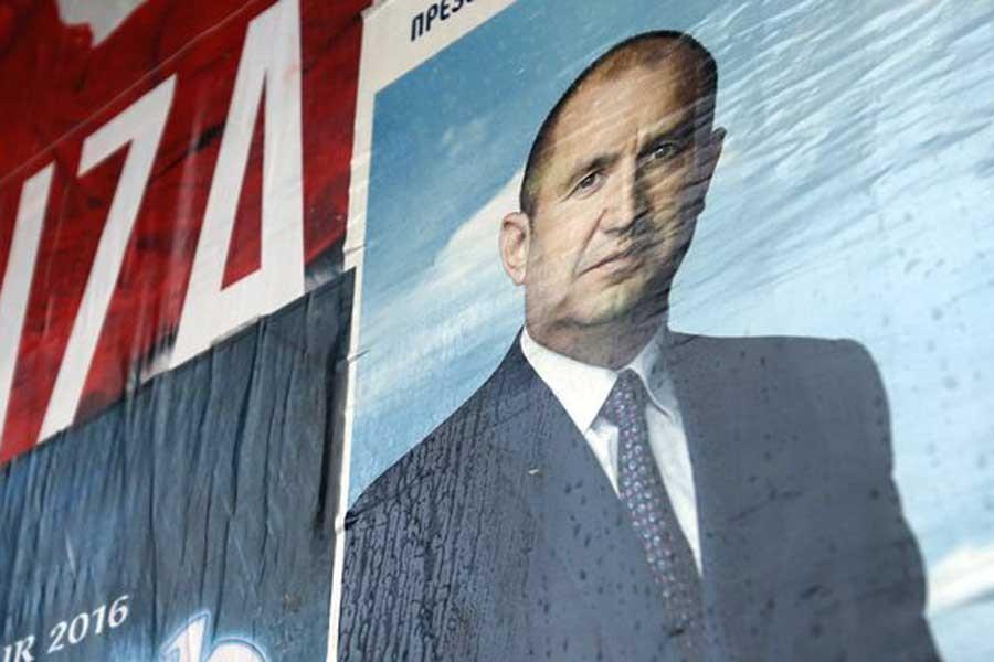 Bulgaristan'da seçimleri muhalefetin adayı kazandı