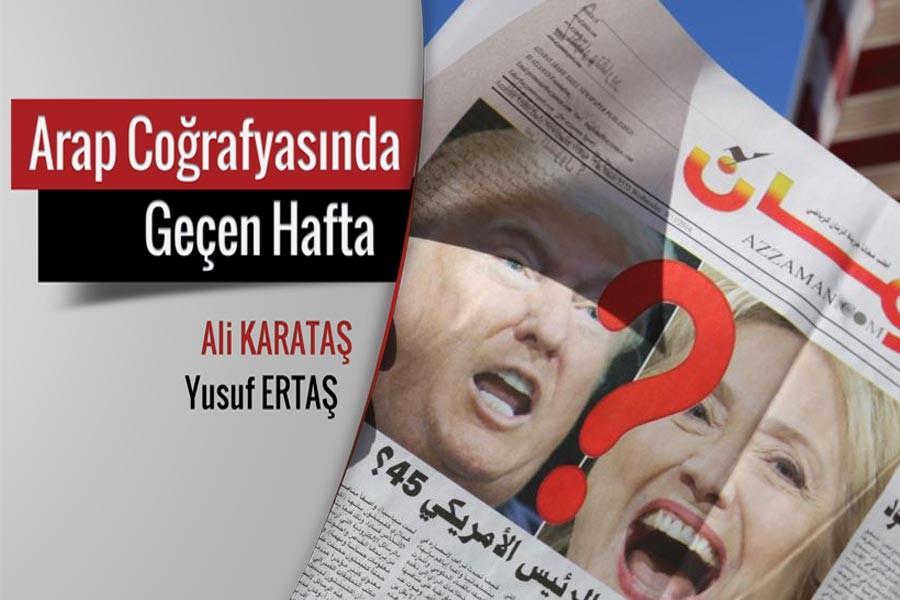 Trump'ın zaferi  Arap basınında