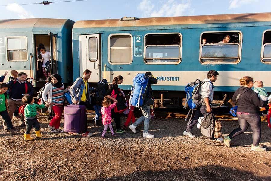 Mülteci krizine mimari çözümler aranacak