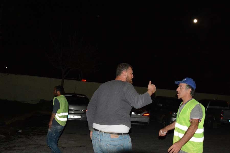 Didim'de 34 inşaat işçisi yemekten zehirlendi