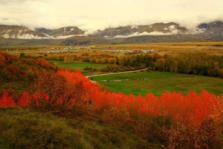 Dersim'de sonbahar renkleri büyülüyor