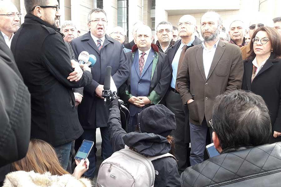 Erdem Gül: Bu dava gazeteciliği savunma davasıdır!
