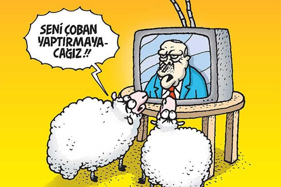 Uykusuz: Seni çoban yaptırmayacağız