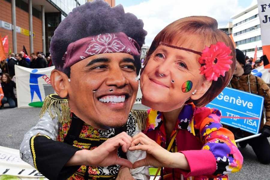 Obama Avrupa'yla Berlin'de vedalaşıyor