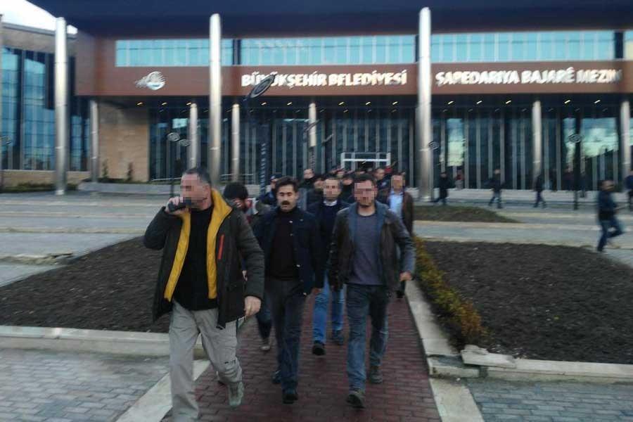 Van Büyükşehir Belediyesi Eş Başkanı Bekir Kaya tutuklandı