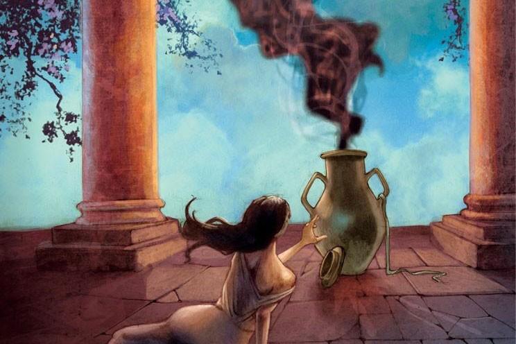 Pandora ve geçmişten günümüze kadın