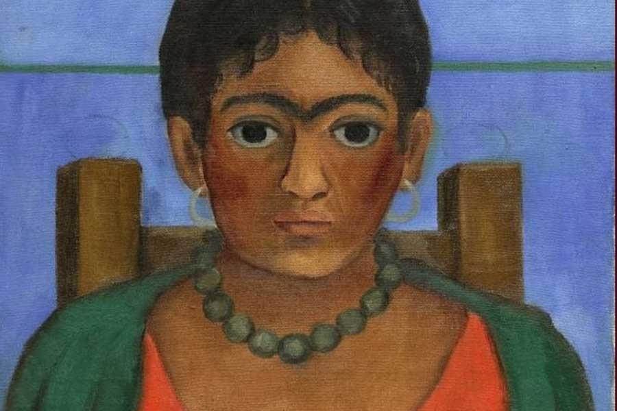 Frida'nın 'kayıp' resmi 60 yıl sonra bulundu