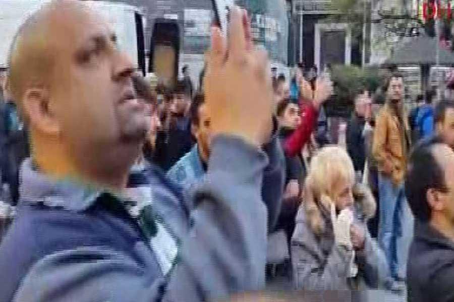 İstiklal Caddesi, yaya trafiğine kapatıldı