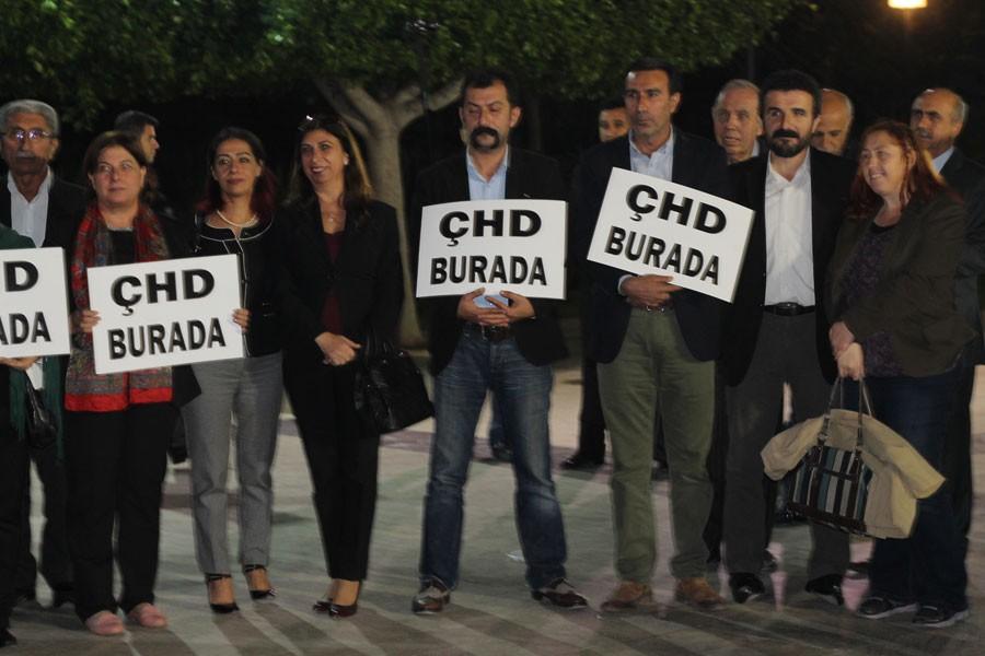 CHP Adana Milletvekili Türkmen: Ortak cephede buluşulmalı