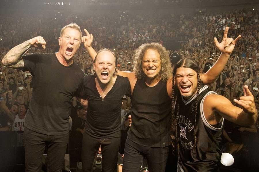 Metallica'dan insanlığa uyarı