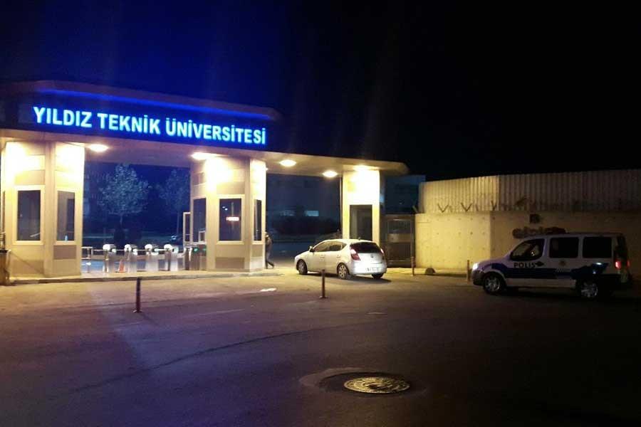 YTÜ'de 14 akademisyen 'FETÖ'den tutuklandı