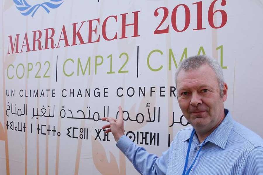 İklim için 'Marakeş Bildirisi' imzalandı