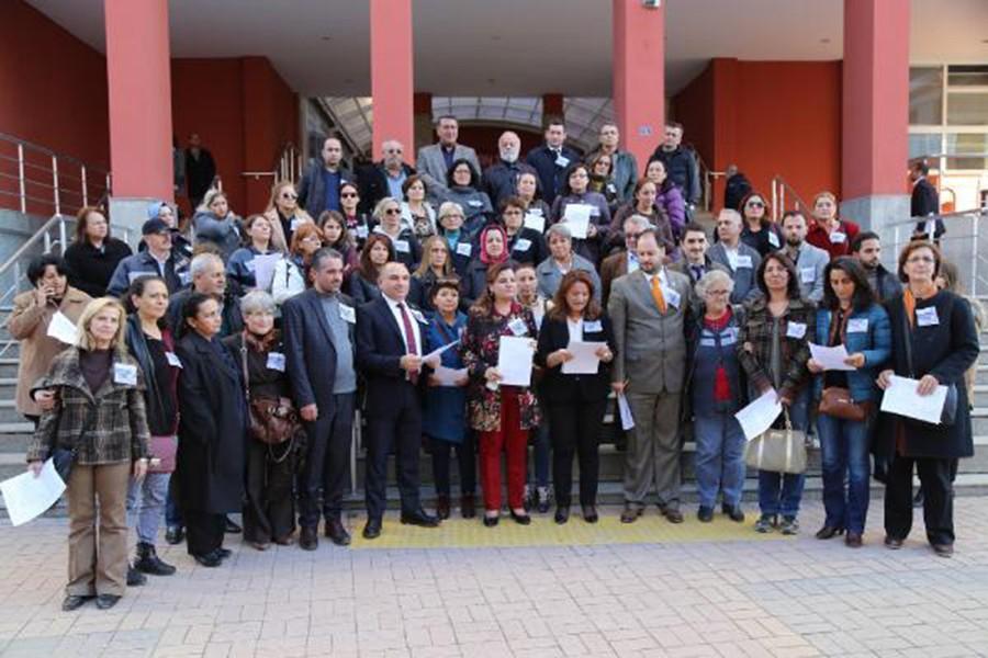 CHP Kadın Kollarından Vahdettin İnce hakkında suç duyurusu