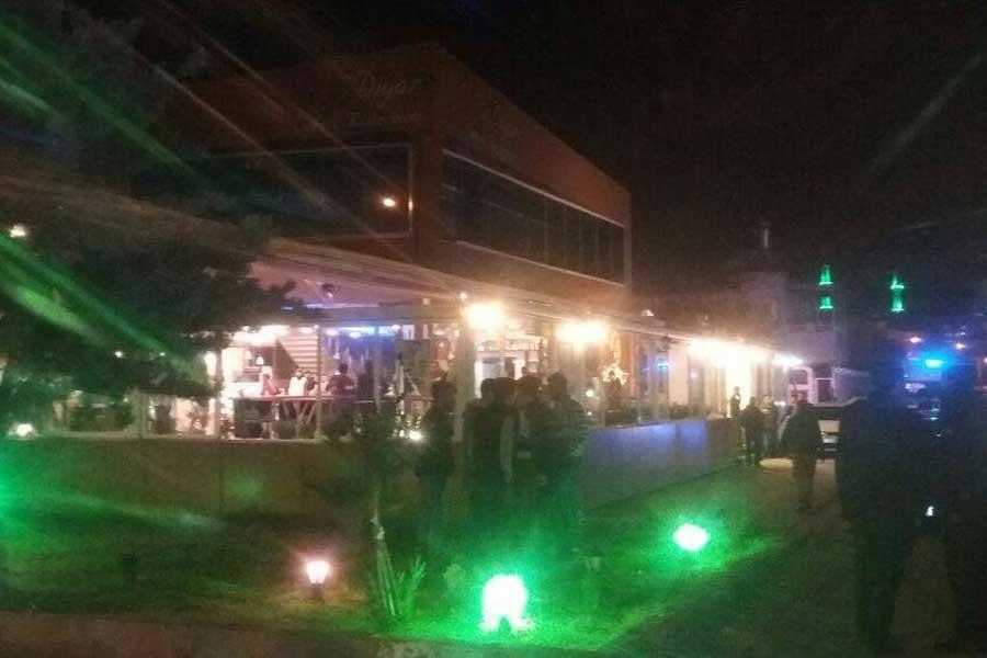 Diyarbakır'da Aleyna Tilki konserinde patlama: 6 yaralı